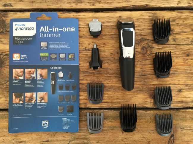 Philips Norelco MG3750 Multigroom Series 3000 1