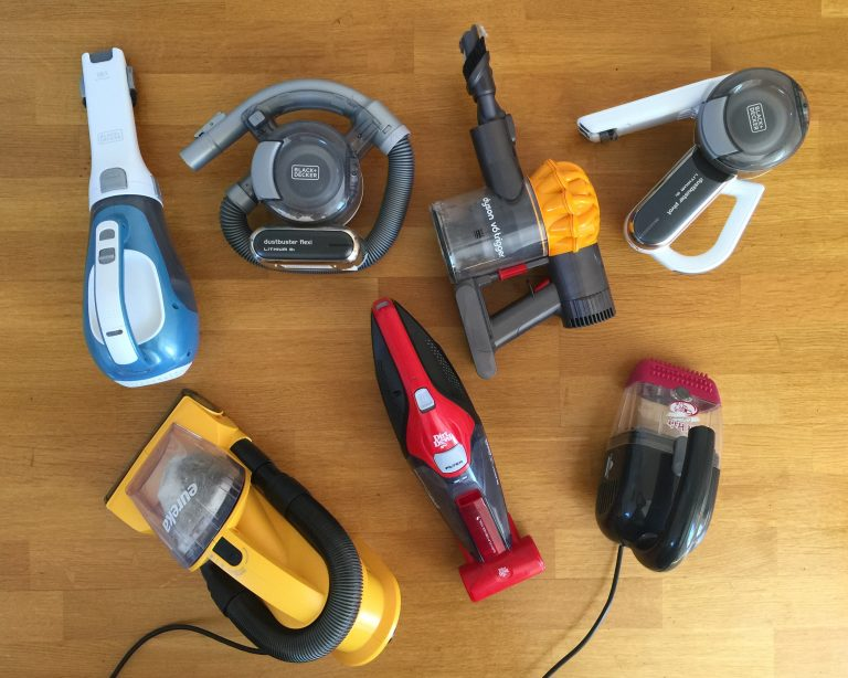 best handheld vacuums - top products