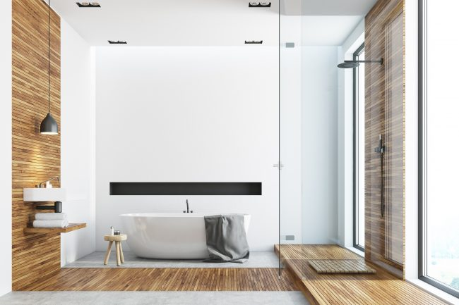 increase home value - bathroom