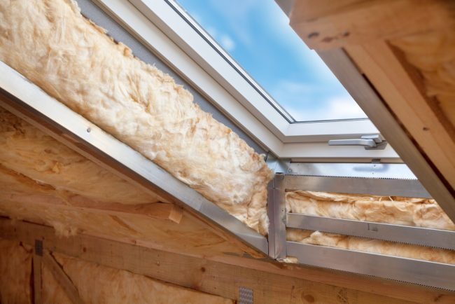 increase home value - insulation