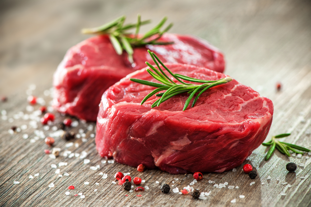 Benefits of Grass Fed Products - lean beef