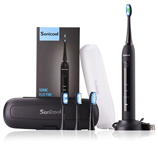 Sonicool Sonic Electric Toothbrush