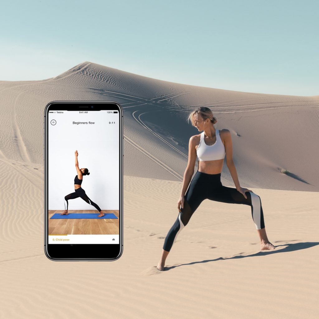 NadiX Yoga Pants and App