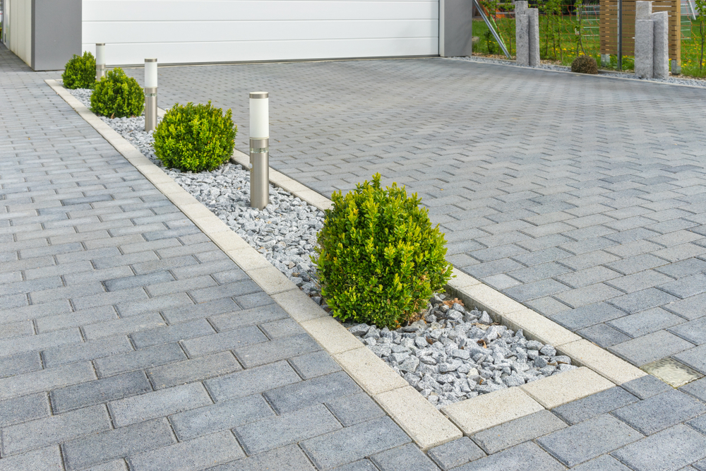 landscaping - driveway