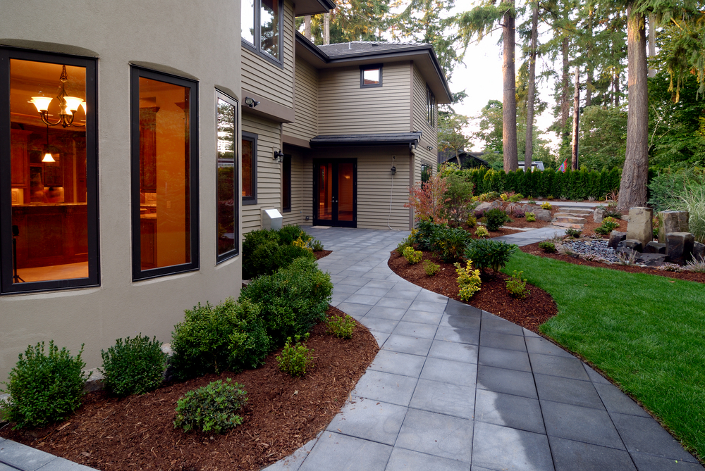 landscaping - walkways