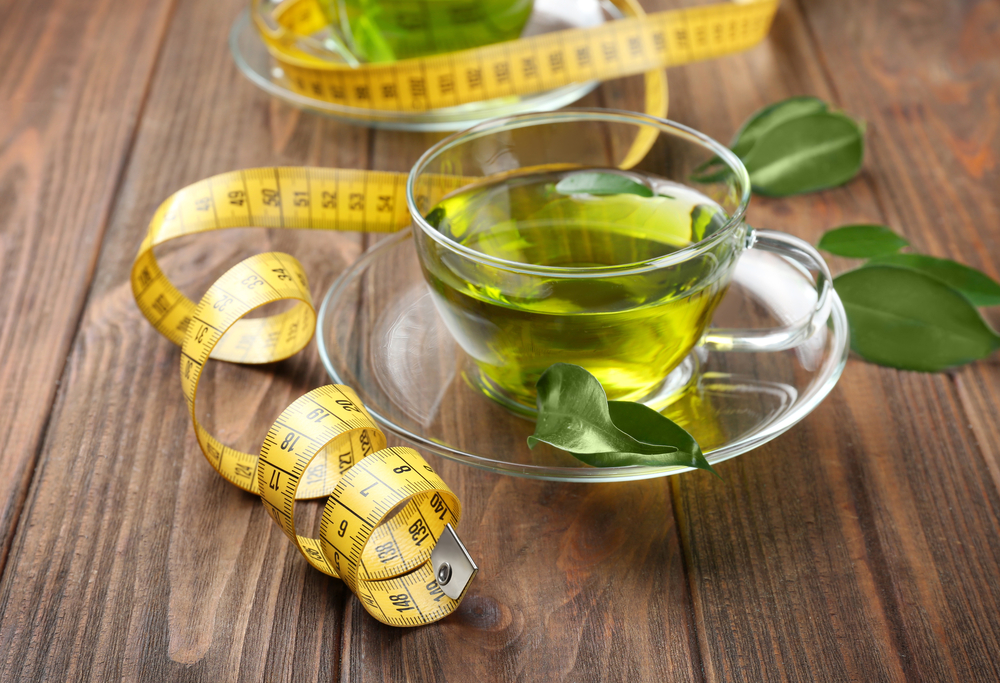 green tea and fat burning