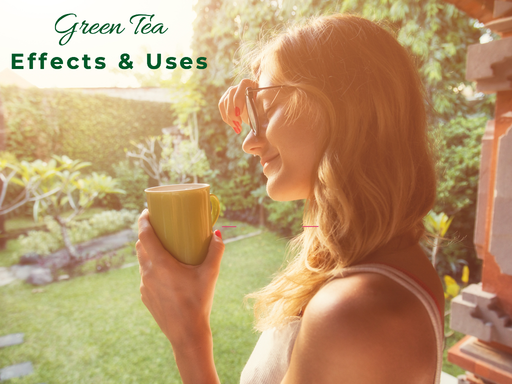 green tea feature image