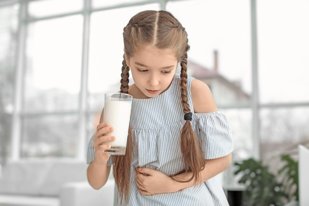 food allergies - lactose intolerance