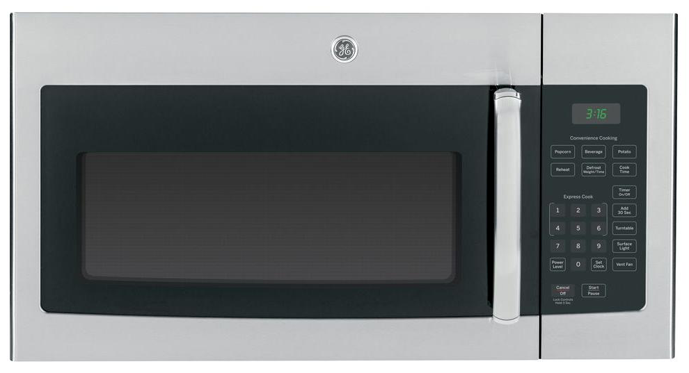 GE JVM3160DFCC Over-The-Range Microwave Oven