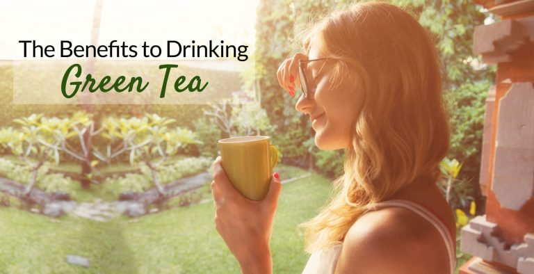 benefits to drinking green tea