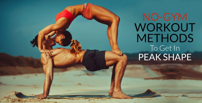 no-gym-workout-methods-to-get-in-peak-shape
