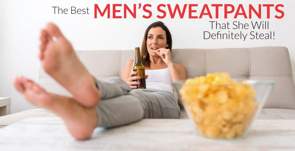the best mens sweatpants she wil steal