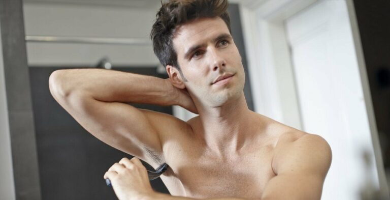 Why Should You Shave Your Armpits (As A Man)
