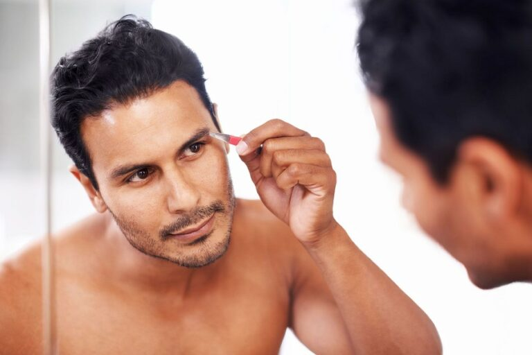 Should You Trim Your Eyebrows As a Man?