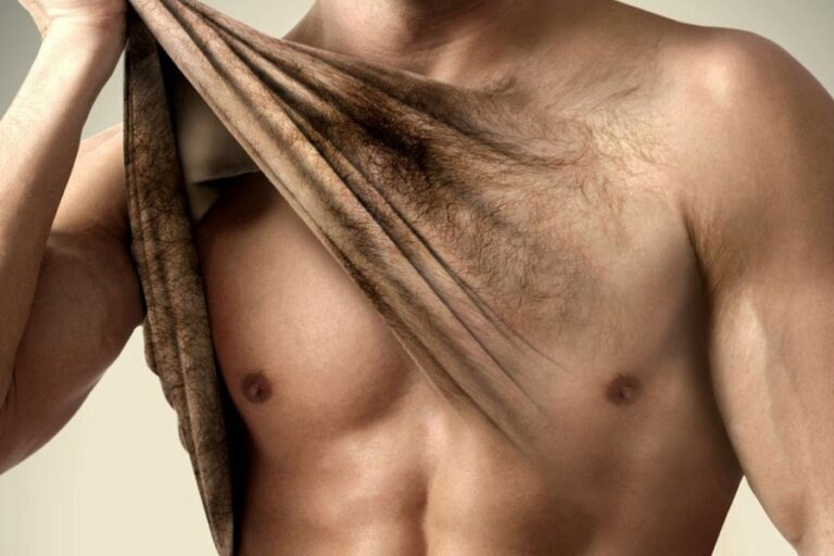 Manscaping Your Body - The Ultimate Guide