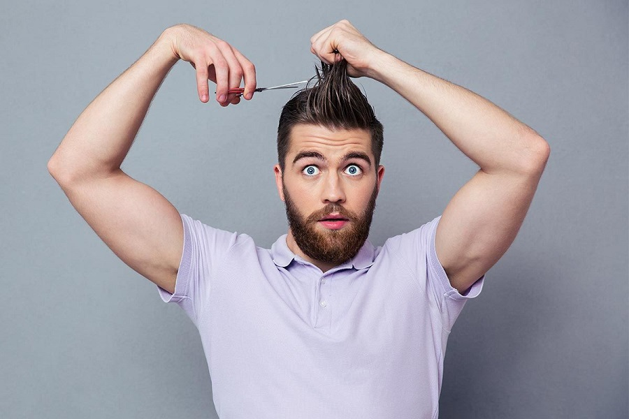 7 Tips On Cutting Your Own Hair As A Man