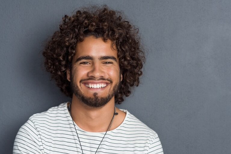 Can Men Get Curly Hair How Difficult Is it To Maintain?