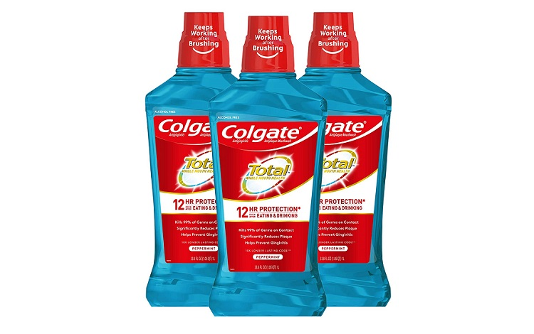 Colgate Total 12 HR Protection Review