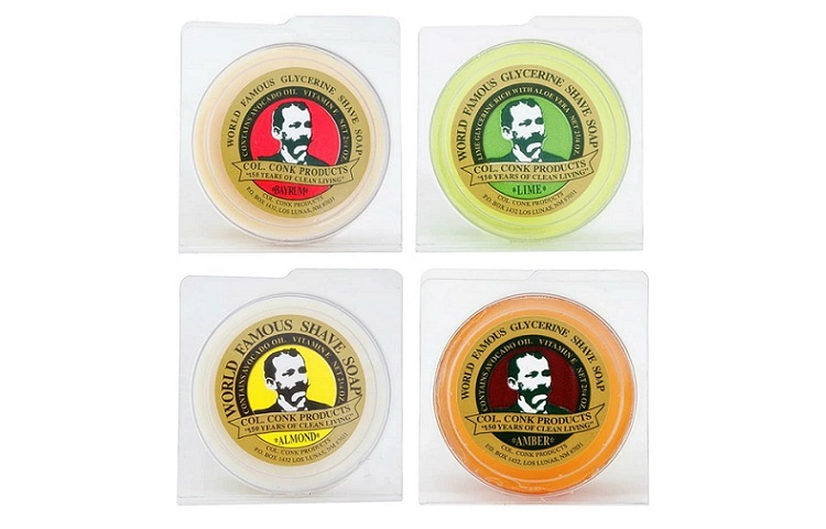 Colonel Conk Shave Soap Review