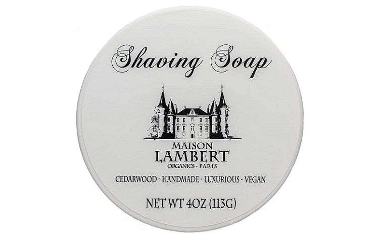 Maison Lambert Shaving soap Review