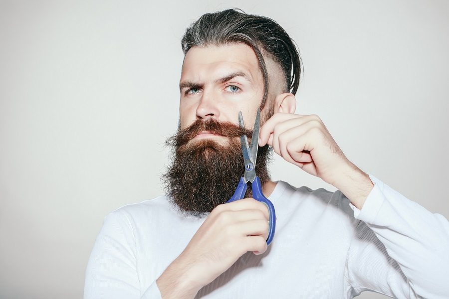 moustache trimming tips